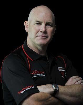 Andrew Jarman Perth coach Andrew Jarman slams substandard WAFL