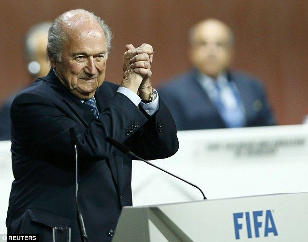 Andrew Jennings How FIFA were nailed by last act of revenge by Andrew Jennings