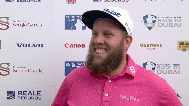 Andrew Johnston (golfer) 2016 Spanish Open Andrew Johnston on Win Golf Channel