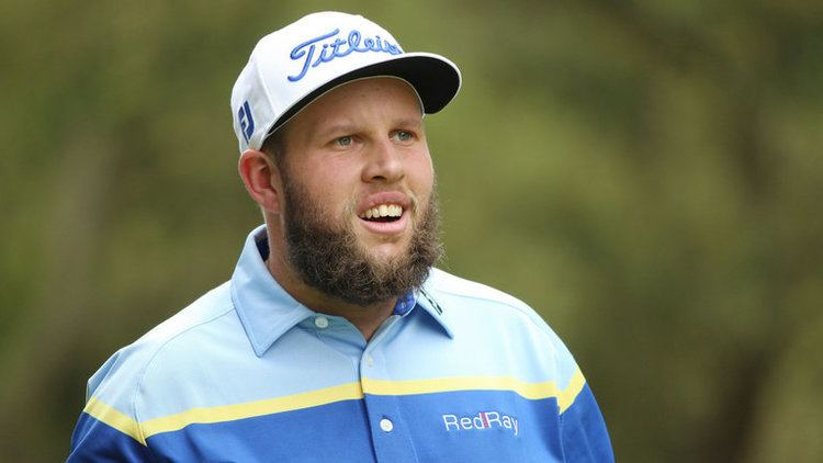Andrew Johnston (golfer) Andrew Beef Johnston hopes to impress more on the course than off