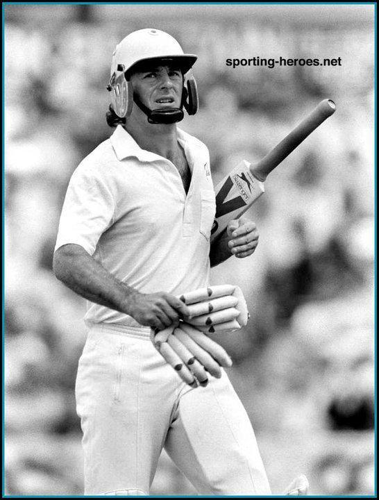 Andrew Jones (New Zealand cricketer) Andrew Jones Test Record New Zealand