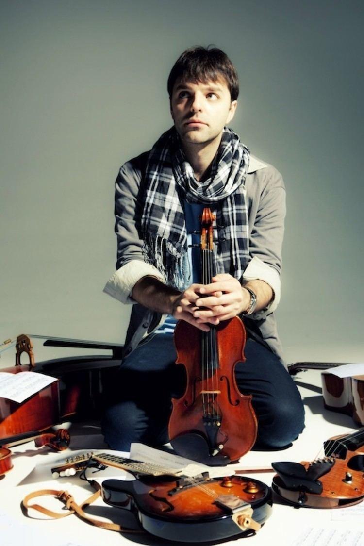 Andrew Joslyn Passenger String Quartet39s Andrew Joslyn A Fiendish Conversation