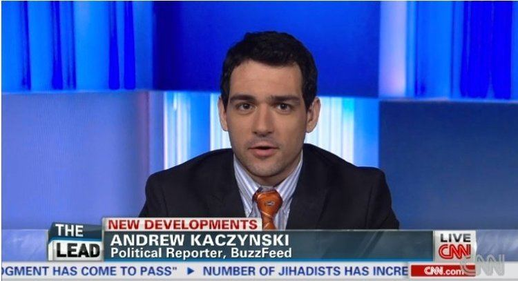 Andrew Kaczynski Four From BuzzFeed Politics Defect to CNN The New York Times