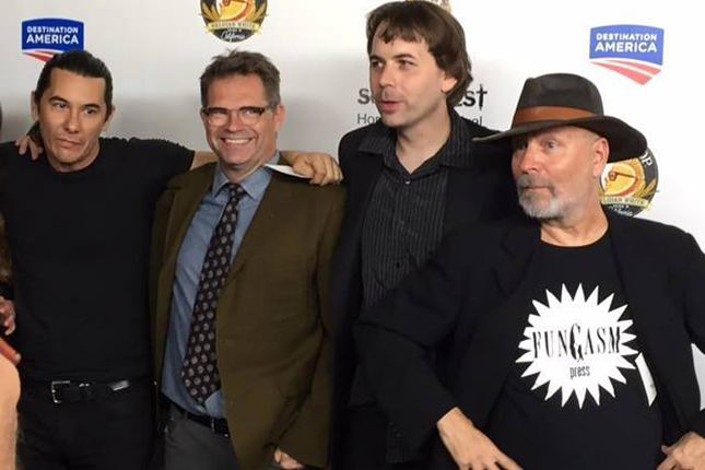 Andrew Kasch JOHN SKIPP and ANDREW KASCH tell their TALES OF HALLOWEEN Damn