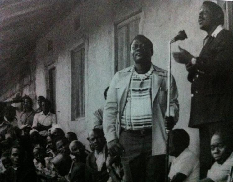 Andrew Kayiira Remembering freedom fighter Dr Andrew Lutakome Kayiira The London