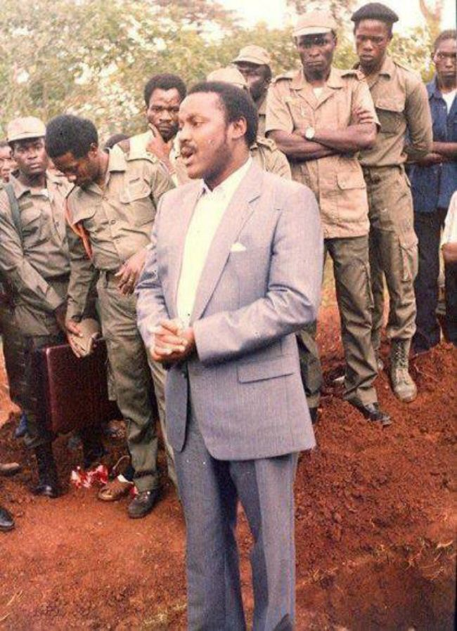 Andrew Kayiira The night Dr Andrew Kayiiras life was taken away from us The
