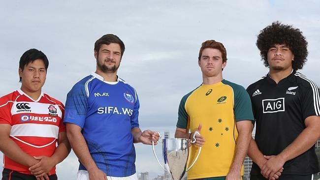 Andrew Kellaway (rugby union) Under20 Rugby World Cup 2015 Rugby Fox Sports