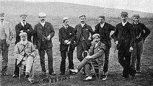 Andrew Kirkaldy (golfer) Andrew Kirkaldy golfer Wikipedia