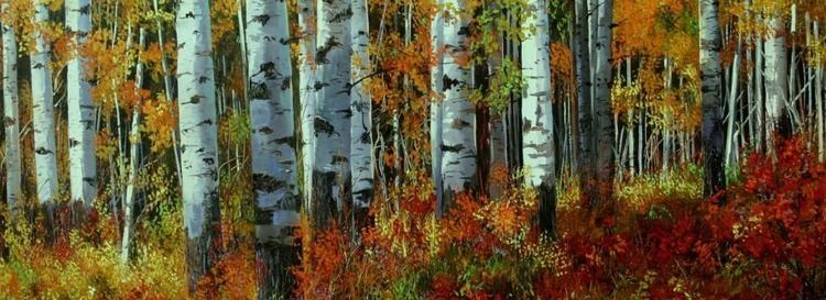 Andrew Kiss Andrew Kiss Nature Artist Original Landscape Paintings