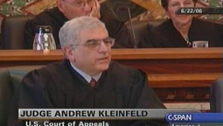 Andrew Kleinfeld Andrew Kleinfeld CSPANorg