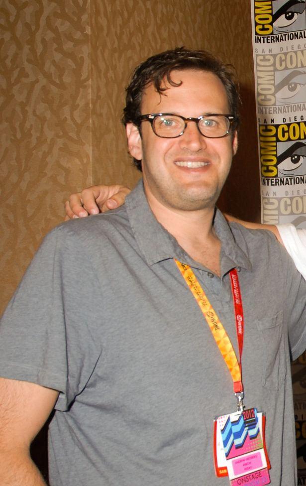 Andrew Kreisberg Exclusive FLASH Showrunner Andrew Kreisberg on THE FLASH