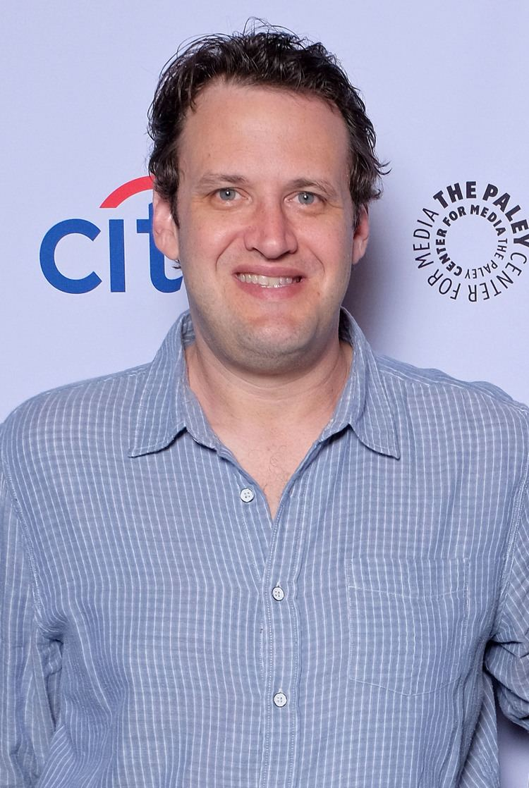 Andrew Kreisberg The Flash Secrets Revealed at PaleyFest with Cast and