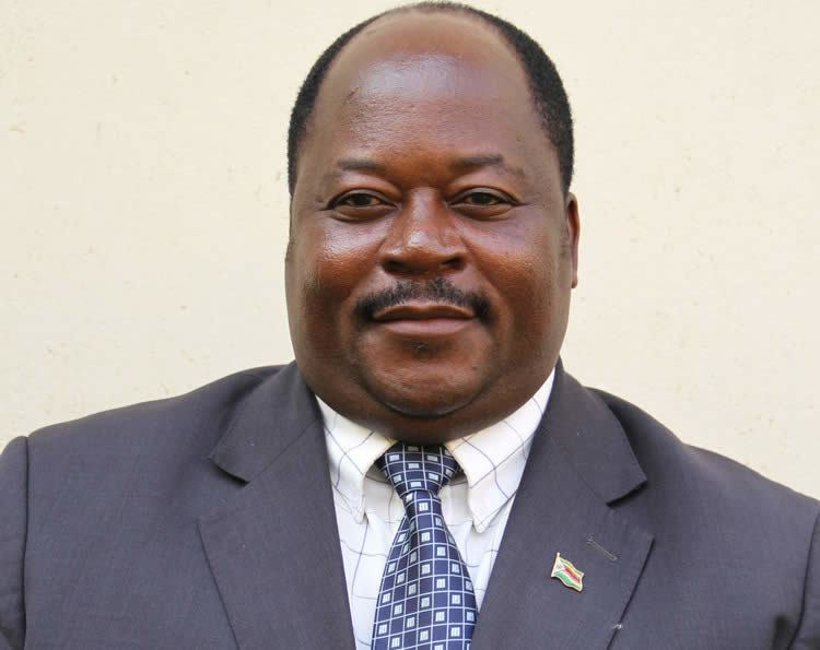 Andrew Langa World crumbles around Andrew Langa The Financial Gazette