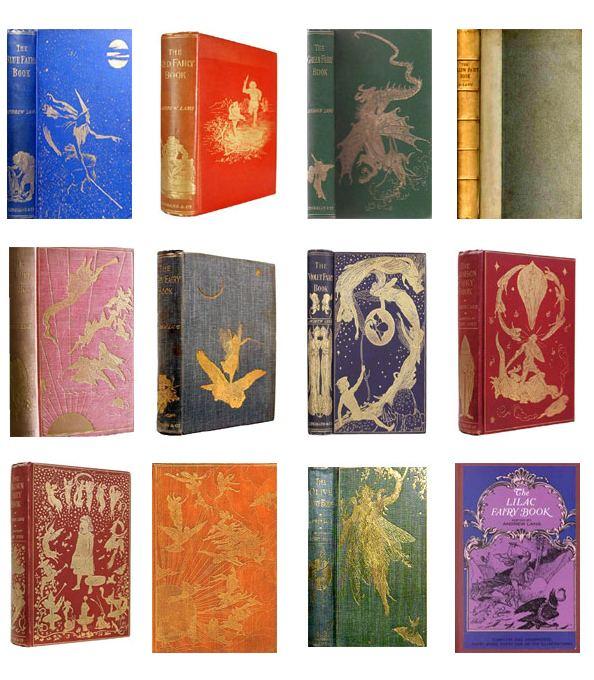 Andrew Lang's Fairy Books wwwcandacejeancomjournalwpcontentuploads201