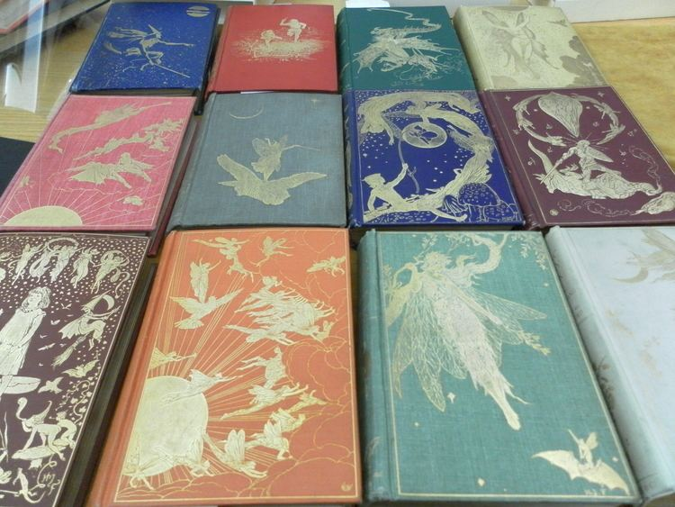 Andrew Lang's Fairy Books Andrew Lang39s Fairy Books Once On A Tyme