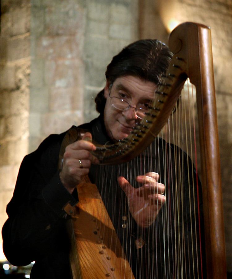 Andrew Lawrence-King The Harp Consort amp Il Corago 2015 report