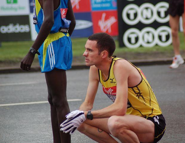 Andrew Lemoncello Lemoncello plans Europeans39 marathon Articles Run247