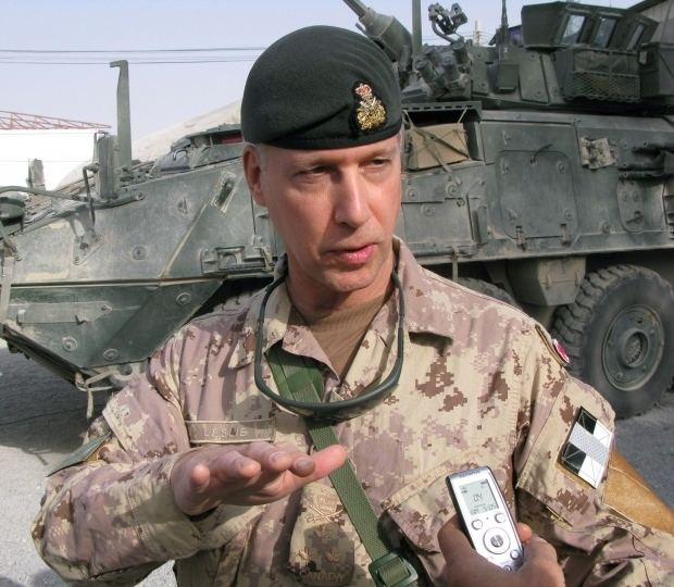 Andrew Leslie (general) Exarmy commander Andrew Leslie to play key role in dealing with