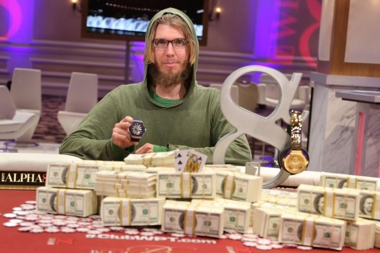 Andrew Lichtenberger THE BLUEPRINT How LuckyChewy Won the WPT Alpha8 Las Vegas