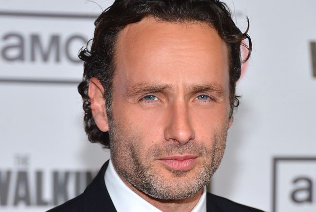 Andrew Lincoln QampA 39The Walking Dead39 Star Andrew Lincoln on Season