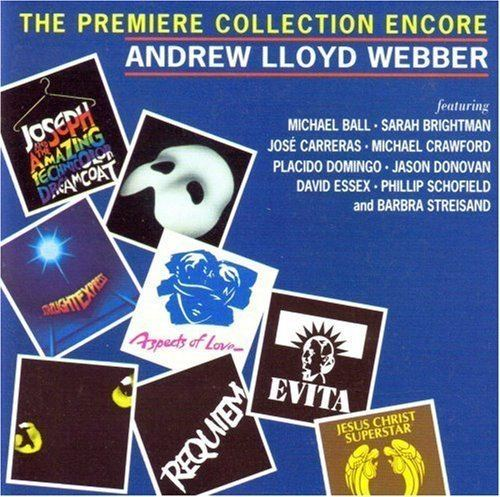 Andrew Lloyd Webber: The Premiere Collection Encore httpsimagesnasslimagesamazoncomimagesI6