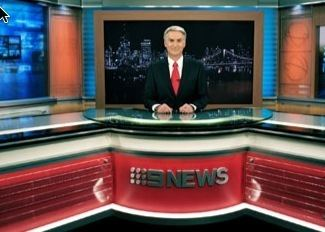 Andrew Lofthouse 10 Minutes withNine News Presenter Andrew Lofthouse Style