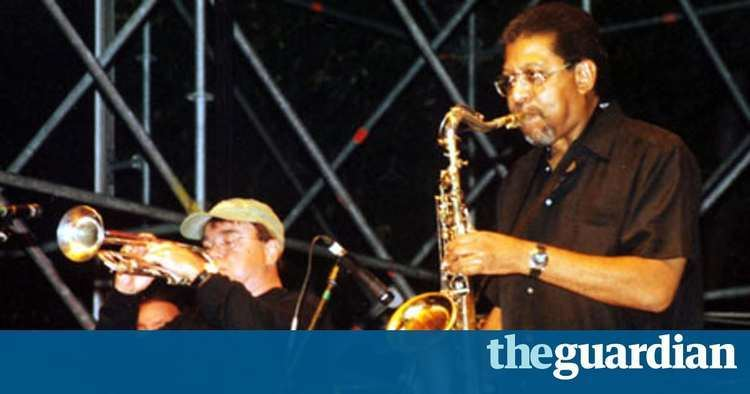 Andrew Love (musician) Andrew Love obituary Music The Guardian