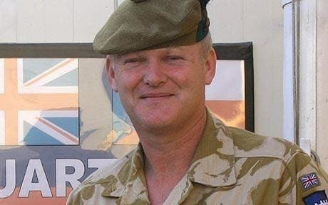 Andrew Mackay (British Army officer) MajorGeneral Andrew Mackay profile Telegraph