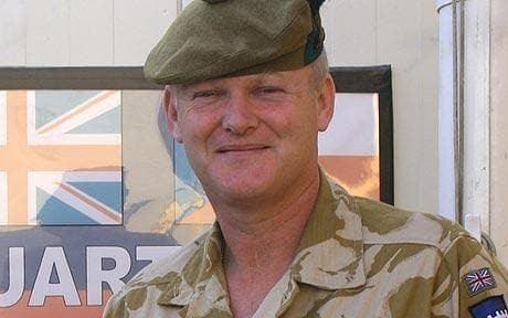Andrew MacKay MajorGeneral Andrew Mackay profile Telegraph