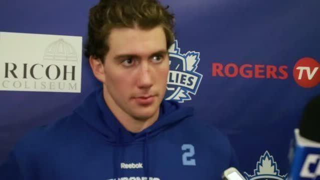 Andrew MacWilliam Andrew MacWilliam 1052013 Video NHL VideoCenter