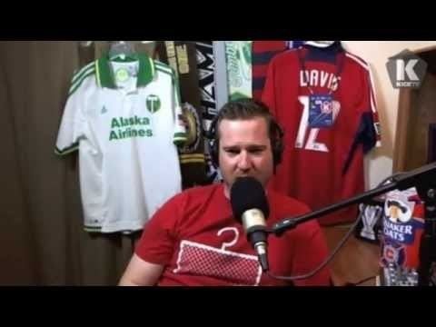 Andrew Mangan Soccer Morning May 14th with Grant Wahl Andrew Mangan