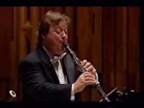 Andrew Marriner Andrew Marriner plays Mozart clarinet concerto II
