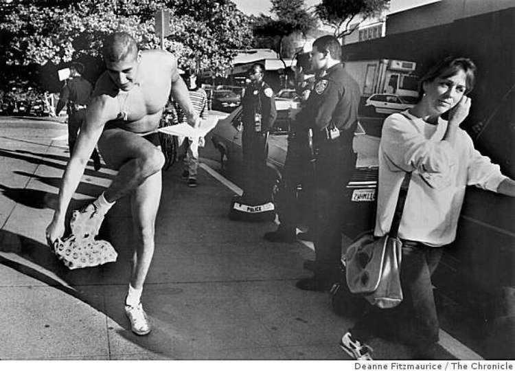 Andrew Martinez How Berkeley39s 39Naked Guy39 met a tragic end SFGate