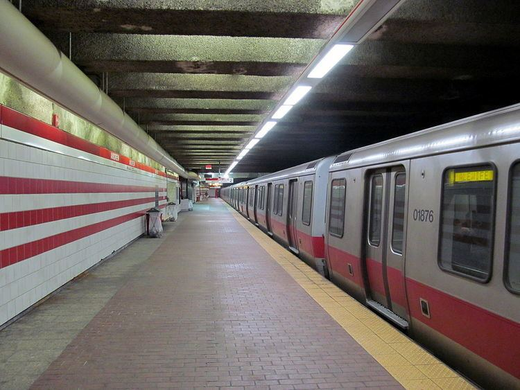 Andrew (MBTA station)