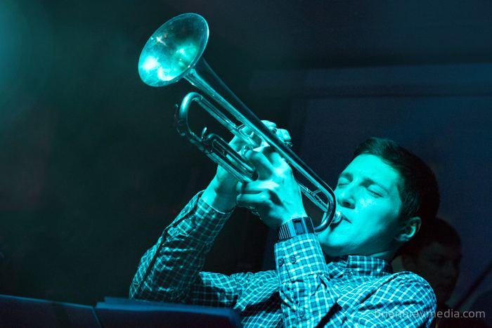 Andrew McAnsh Friday Mar 15 Andrew McAnsh Quintet The Jazz Room