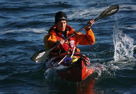 Andrew McAuley McAuley39s last words 39My kayak39s sinking39 National