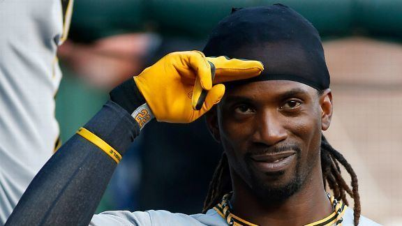 Andrew McCutchen QampA with Andrew McCutchen ABC News