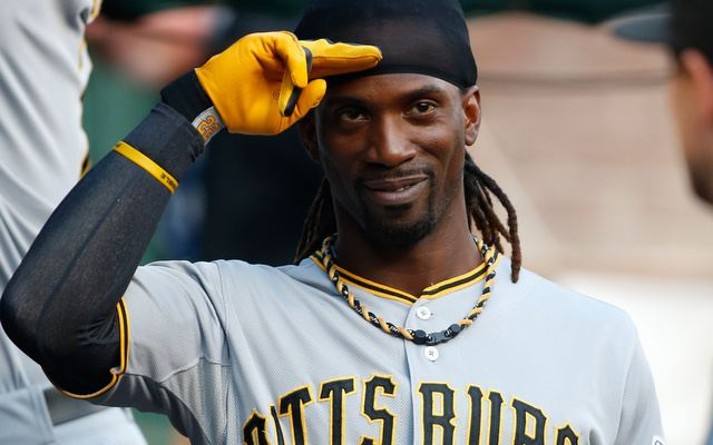 Andrew McCutchen Andrew McCutchen has the day off on Wednesday for some