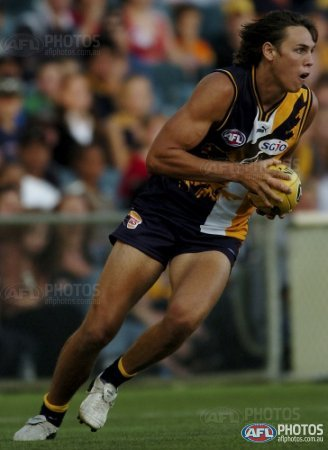 Andrew McDougall Past player Andrew McDougall 2001 2006 BigFooty AFL Forum