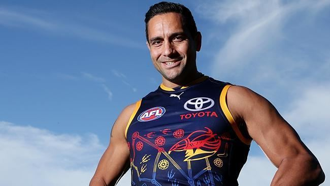 Andrew McLeod Indigenous champion Andrew McLeod urges AFL to follow