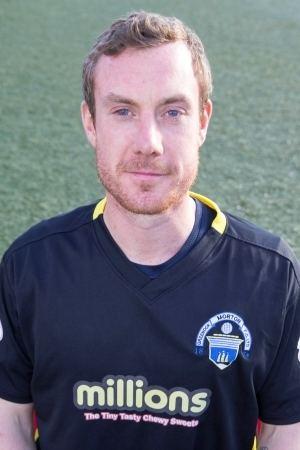 Andrew McNeil Andrew McNeil Greenock Morton