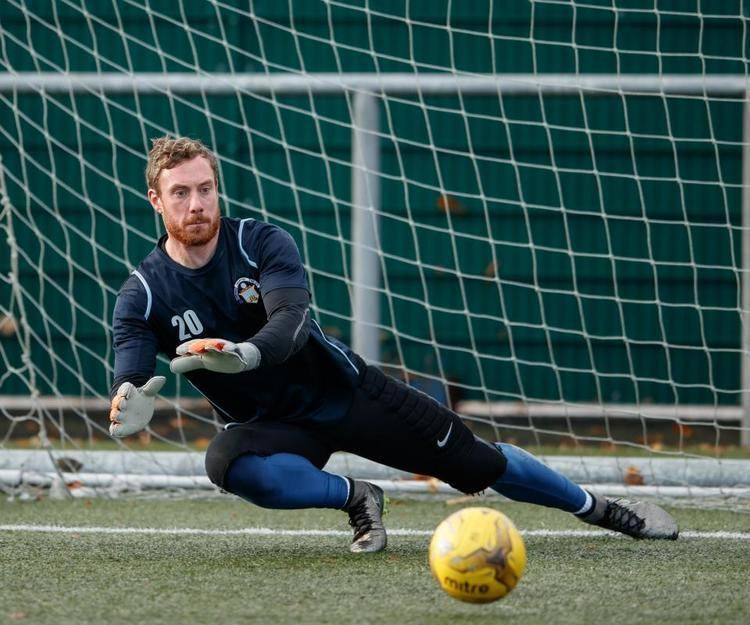 Andrew McNeil Former Morton keeper Andy McNeil hits big time with move to China