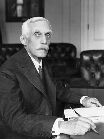 Andrew Mellon Andrew W Mellon American financier and politician