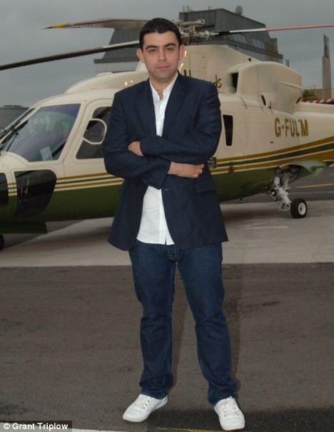 Andrew Michael (entrepreneur) idailymailcoukipix20090505article1177343