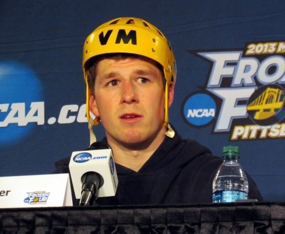 Andrew Miller (ice hockey) Yale and Quinnipiac Punch Ticket to Championship Game on Saturday