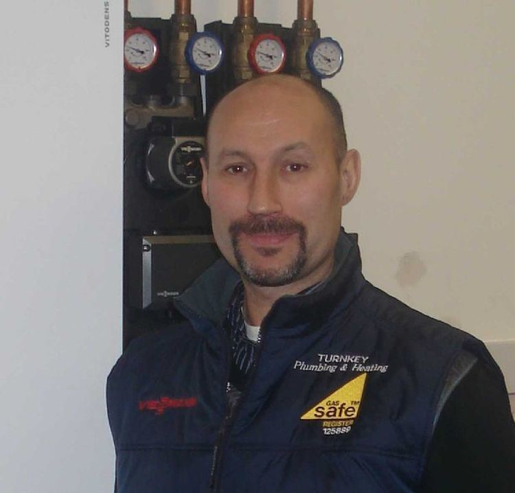 Andrew Millward Andrew Millward Our People About Us Plumbing and Heating St