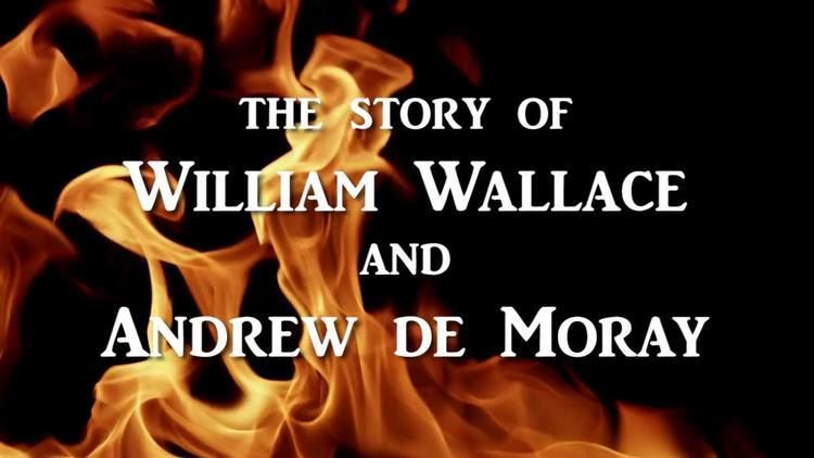 Andrew Moray Guardians of Scotland William Wallace and Andrew de Moray graphic