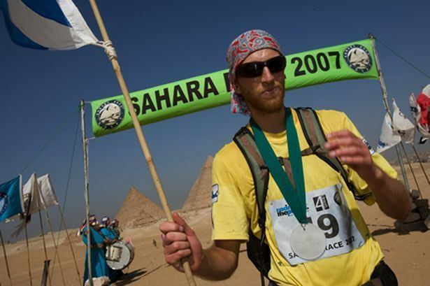 Andrew Murray (doctor) Scots ultra runner Dr Andrew Murray plans to make history