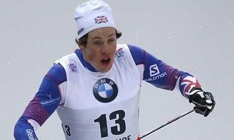 Andrew Musgrave Andrew Musgrave skis into Winter Olympics reckoning with