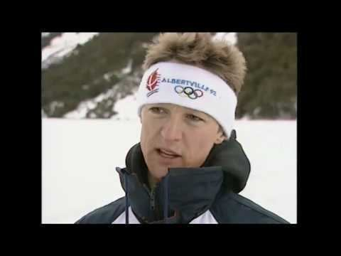 Andrew Nicholson (speed skater) Andrew Nicholson Speed Skater News Item 1995 YouTube